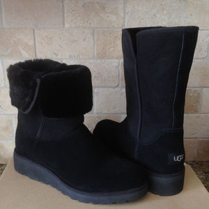UGG WATER RESISTANT TALL AIME BOOTS NEW!